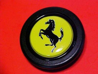 Ferrari Steering Wheel Push Horn Button Switch Elettro Prancing Horse Ebay