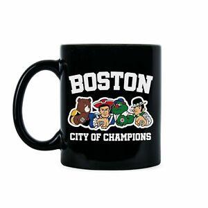 Boston City of Champions Mug Boston Sports Coffee Mug