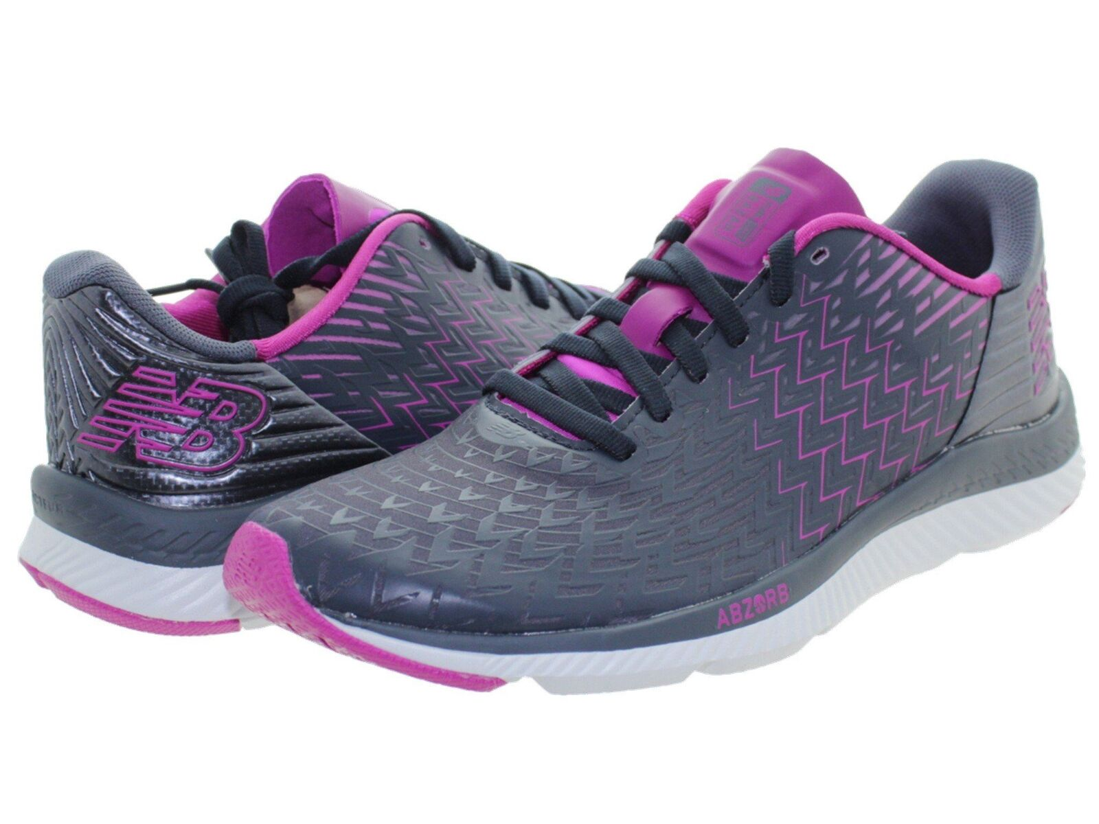 New Balance wrzhlp 1 gris violet femme chaussures de course