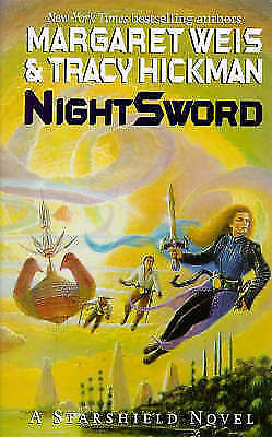 1 of 1 - Nightsword (Starshield), Weis, Margaret & Hickman, Tracy, Used; Good Book