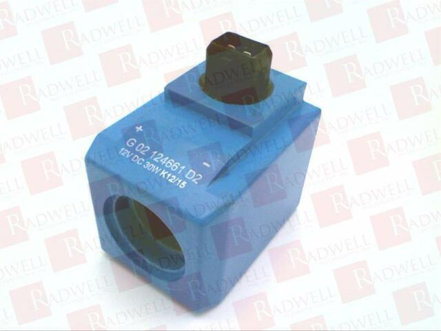 New Solenoid Coil 12V 30W 02//124661 02124661 02-124661 USA