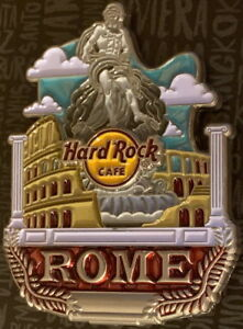 Hard-Rock-Cafe-ROME-ITALY-2017-Core-City-ICONS-Series-PIN-New-on-Card-HRC-97919