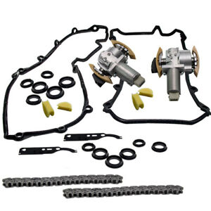 Fit-Audi-A6-A8-VW-Touareg-V8-4-2L-Timing-Chain-Tensioner-Camshaft-Gasket-Kit-L-R
