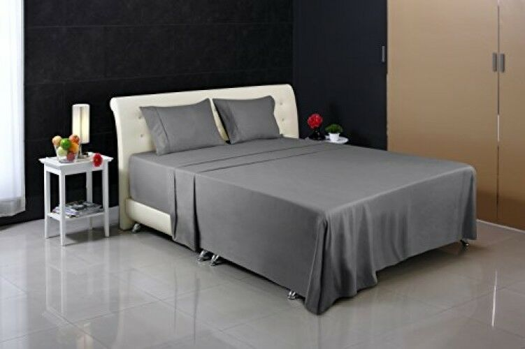 4 Piece SOFT MICROFIBER Bed SHEETS Bedding Wrinkle Fade Stain Resistant Silky