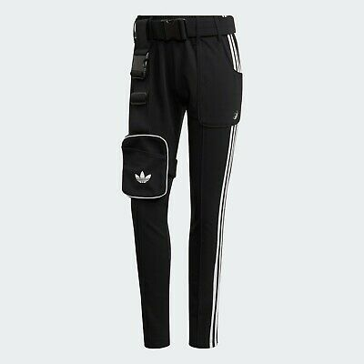 Minimizar Inferior incluir  Adidas x Ji Won Choi x Olivia Oblanc Superstar Track Pants Black GL6124  Women's | eBay
