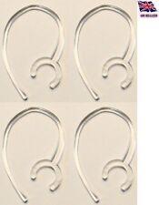 4 x Replacement Spare Earhook Ear Hook Loop Earloop Clip For Bluetooth Headset