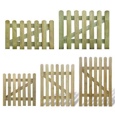 Gartentor Holz Gartentür Holzlatten Zaunlatten Zauntor Gartenzaun Zauntür  5Größe   eBay
