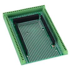 New Listingdouble Side Pcb Prototype Screw Terminal Block Shield Board Kit For Mega 2 Aa