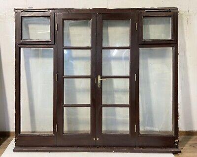 Handmade Bespoke Wooden French Doors Timber Sidelight Double Glazed Georgian Bar Ebay