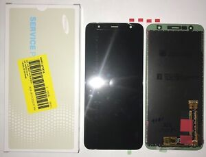 DISPLAY-LCD-TOUCH-SCREEN-ORIGINALE-SAMSUNG-GALAXY-J6-2018-SM-J610-J415F-NERO