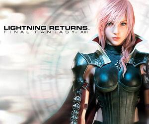 Final Fantasy XIII 13 Lightning returns mouse pad free