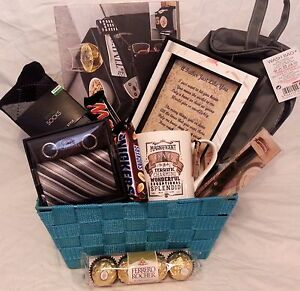 Image Is Loading FATHERS DAY GIFT HAMPER DAD BIRTHDAY MEN GIFTS