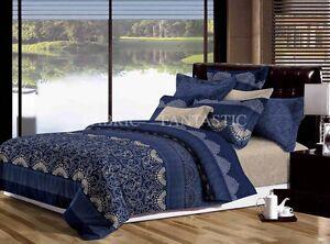Queen-King-Super-King-Size-Bed-Duvet-Doona-Quilt-Cover-Set-New-Ar-ASCOTT