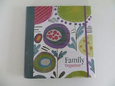 Caritatevole Nuovo Sigillato Strizzacervelli Avvolto Paperchase Famiglia Organizer Planner | | Directory-mostra Il Titolo Originale