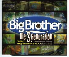 "Big Brother  Die 3. Generation : ""Leb!"" + ""Big Brother is O.K."""