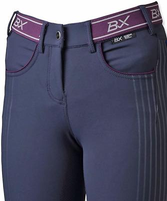 B Vertigo Xandra Women/'s BVX Silicone Full-Seat Breeches