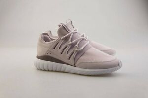 huge selection of e1698 26ad9 Details about Adidas Men Tubular Radial purple ice purple vintage white  tech earth BB2400