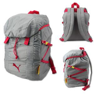 82625bdde3394 Das Bild wird geladen Puma-Rucksack-Damen-Tasche-Otdoorrucksack- Sportrucksack-Trakking-Schultasche