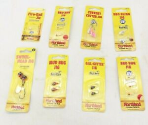 One Package Northland 1//8 oz Glows in the Dark Sinking Fire-Ball Stinger Jig