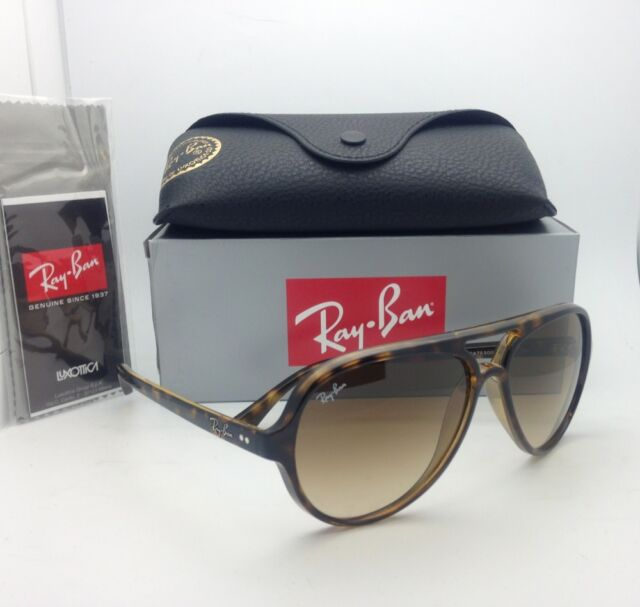 01226250a5110 ... czech new ray ban sunglasses rb 4125 cats 5000 710 51 59 13 havana  85ff9 534ff