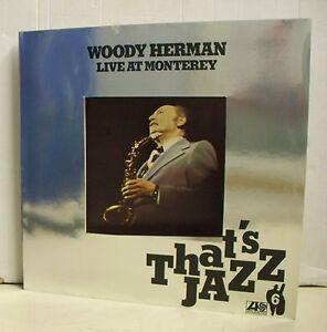 33-tours-WOODY-HERMAN-Disque-Vinyl-LP-12-034-LIVE-AT-MONTEREY-Jazz-ATLANTIC-50-236