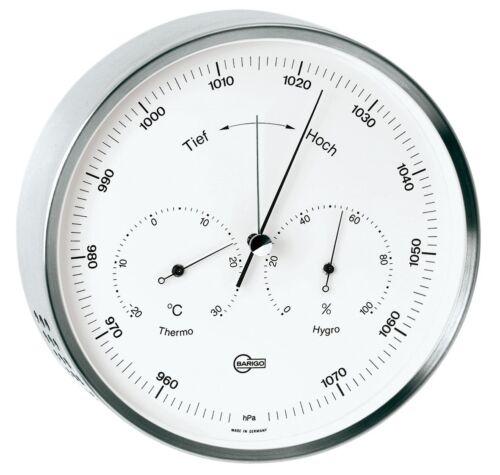 Barigo hochwertige maritime Wetterstation mit Barometer Thermometer Hygrometer