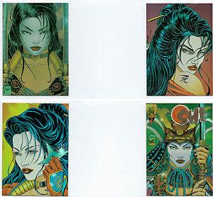 SHI-TODOS-CROMO-magnechrome-Carta-individual