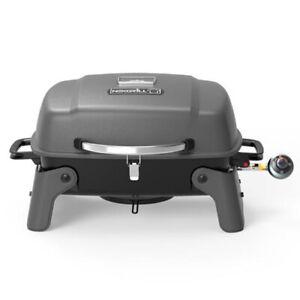 Nexgrill Portable Tabletop Propane Gas Grill Barbecue BBQ Single-Burner Black