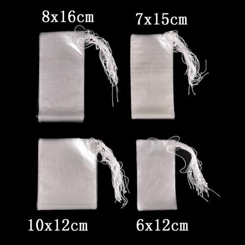 PVA Taschen 20 PVA Schnur Wasser Auflösung Karpfenangeln Material Feeder ZJHN