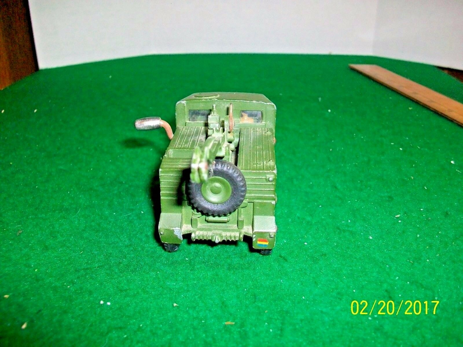 Vintage Meccano Dinky Super Toys Recovery Tractor made made made in England 3a0881