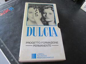 VHS Dulcia Project Training Permanent L'Oreal Technique Professionnelle