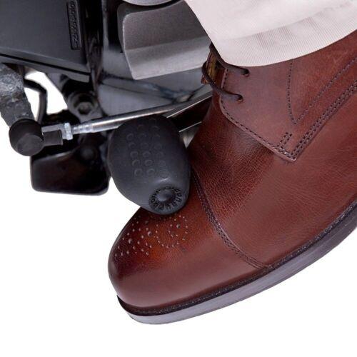 SALVASCARPE TUCANO URBANO 312 FOOT ON PROTEZIONE GOMMA MOTORCYCLE SHOE