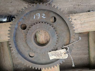 Industrial Farming & Agriculture Fiat Pto Drive Gear P/n 4998473 Intelligent New Holland