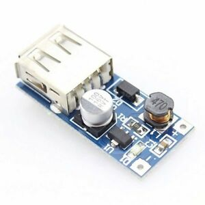 3pcs New DC-DC Voltage Step Up Boost Module 0.9V~5V 600MA USB Boost Board