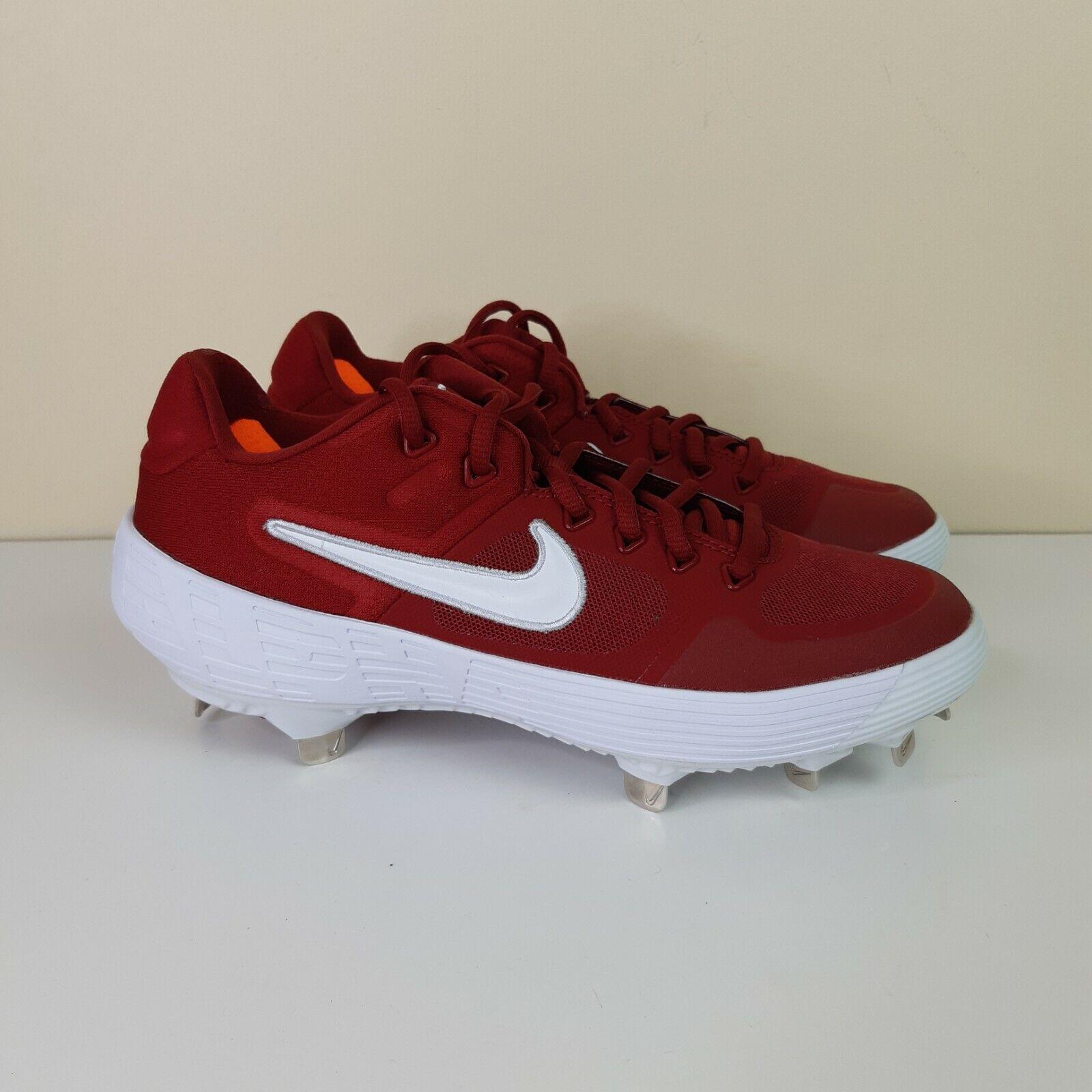 NEW Nike Men's Alpha Huarache Elite 2 Low Baseball Cleats Size 6 [AJ6873-602]