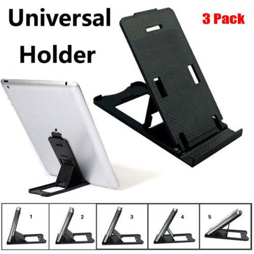 Tablet Stand Adjustable Folded Stand Desktop Holder Dock Fit Phone IPad Samsung