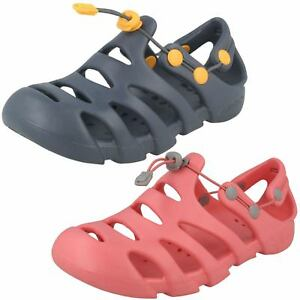 Adroit Hi-tec Childrens Boys Girls Beach Shoes-hydro Jr-afficher Le Titre D'origine