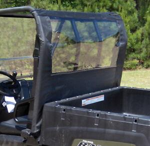 Seizmik Polaris Ranger 400 500 570 800 Midsize Rear Windshield Dust Stopper Ebay