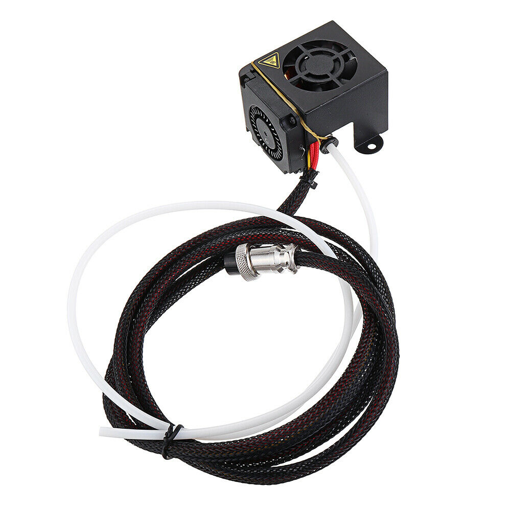 Nozzle For Creality 3D CR-10 / 10S / S4 / S5 3D Printer 12V Extruder Hot End Kit