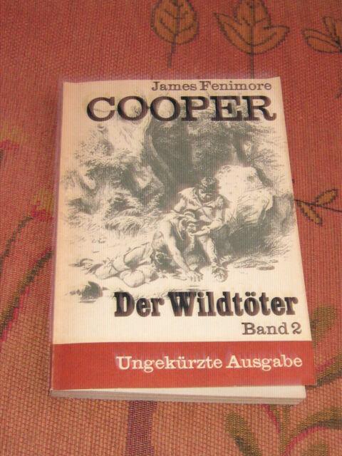 James Fenimore COOPER Der Wildtöter Band 2