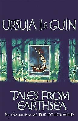 1 of 1 - Tales from Earthsea: Short Stories-ExLibrary