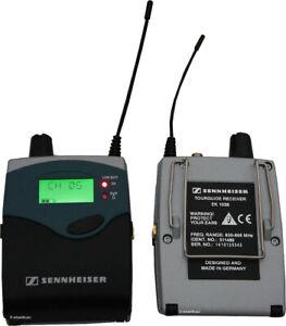 Sennheiser EK1038 EK 1038 Frq: 830 - 866 MHz E-Band Gewähr