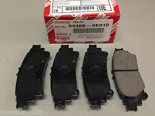 2011-2017 SIENNA  Rear  Brake Pads NEW genuine Toyota OEM 04466-0E010