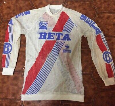 Aspirante Maglia Motocross Vintage Beta