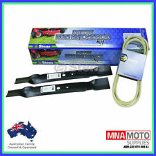"107 42/"" Deck Kit Fits John Deere Belt Blades Spindles L100 L108 L110 L111 L118"