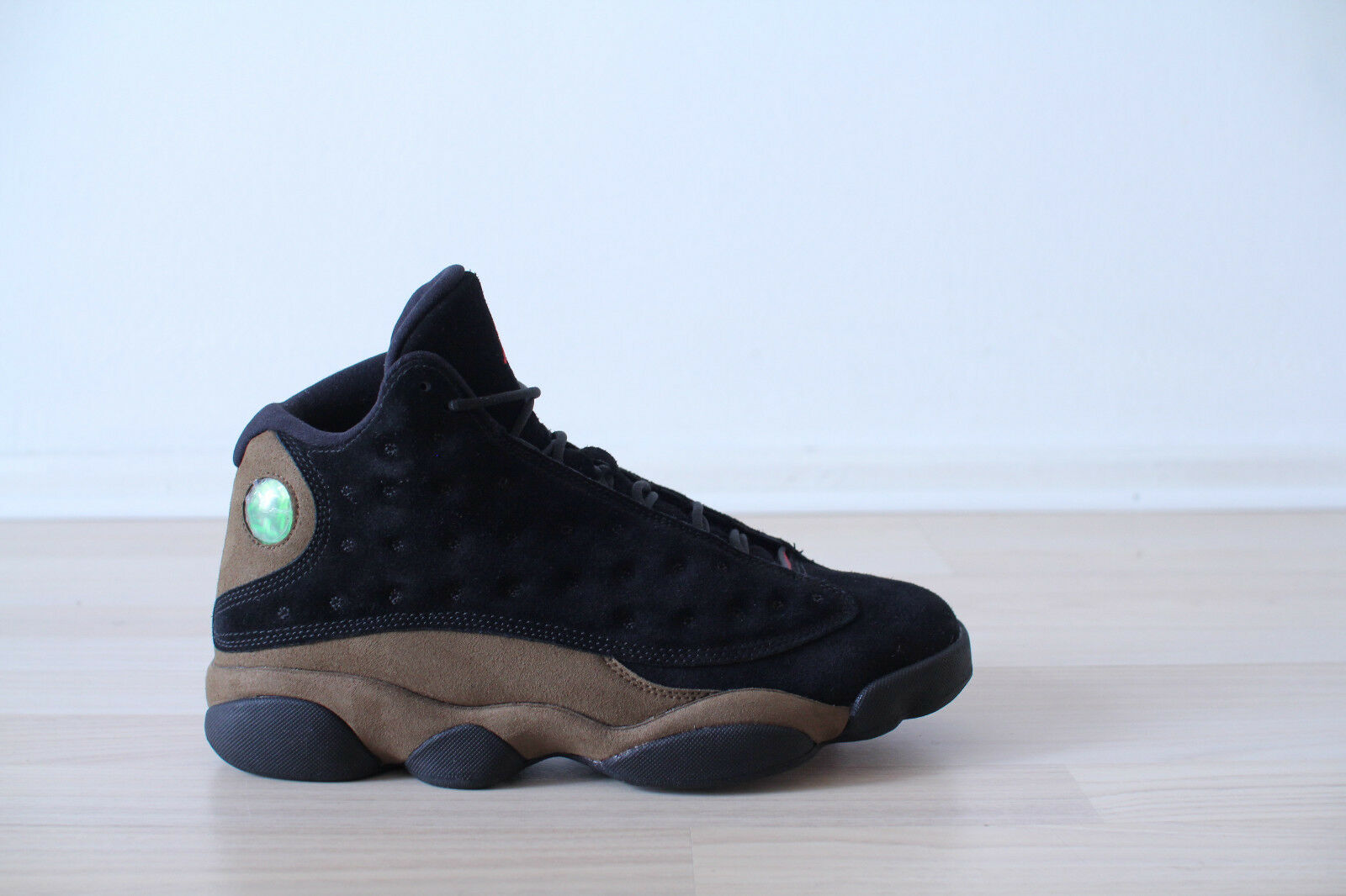 low priced 52a84 502b6 Nike Air Jordan 13 13 13 Retro black Olive Gr. 42,43,44