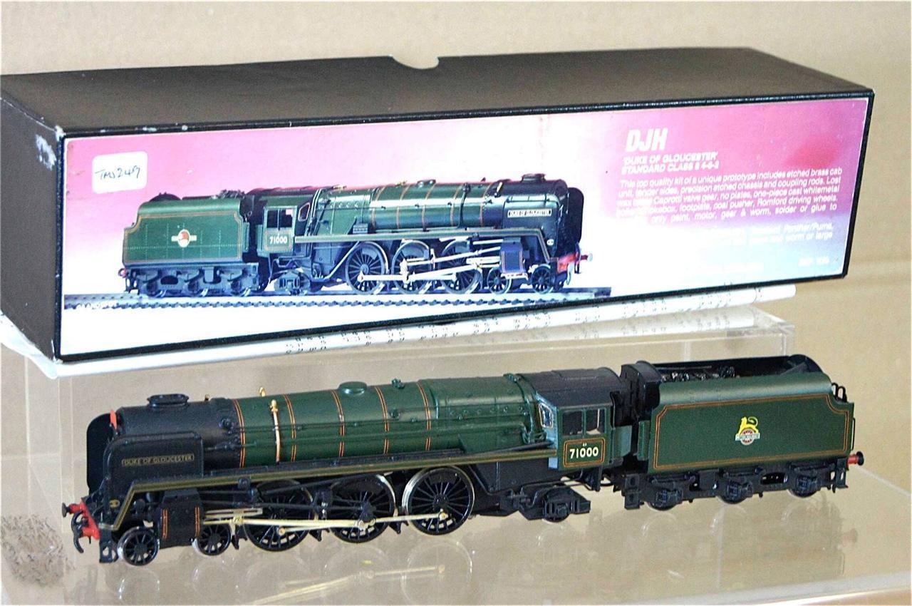 Djh Set Gebaut Br 4 6 2 Standard Klasse 8 Lokomotive 71000 Duke Of Gloucester