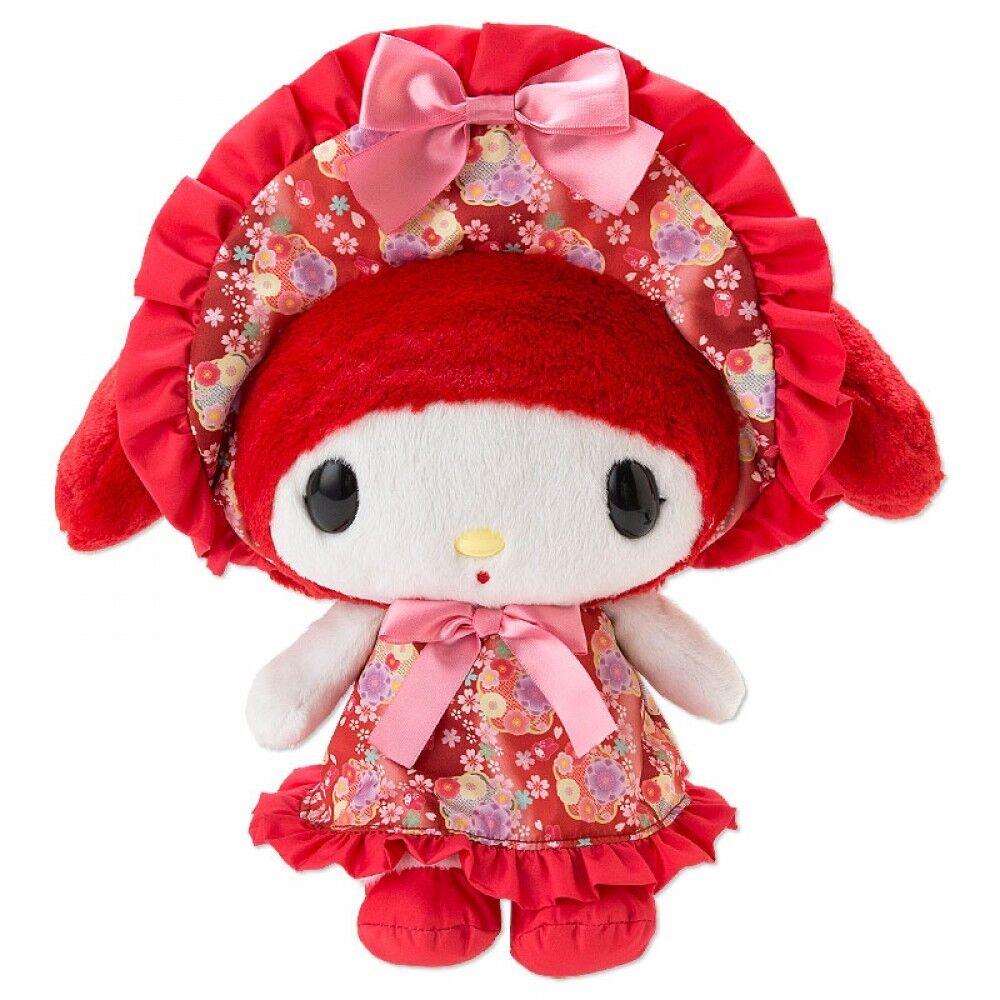 Neu Sanrio My Melody Plüsch Girly Lolita Größe M mit Abtastung Japan-Import