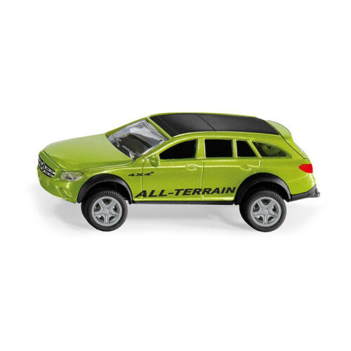 Siku 2349 Mercedes Benz E-Klasse All-Terrain 4x4 hellgrün Maßstab 1:50 NEU!°
