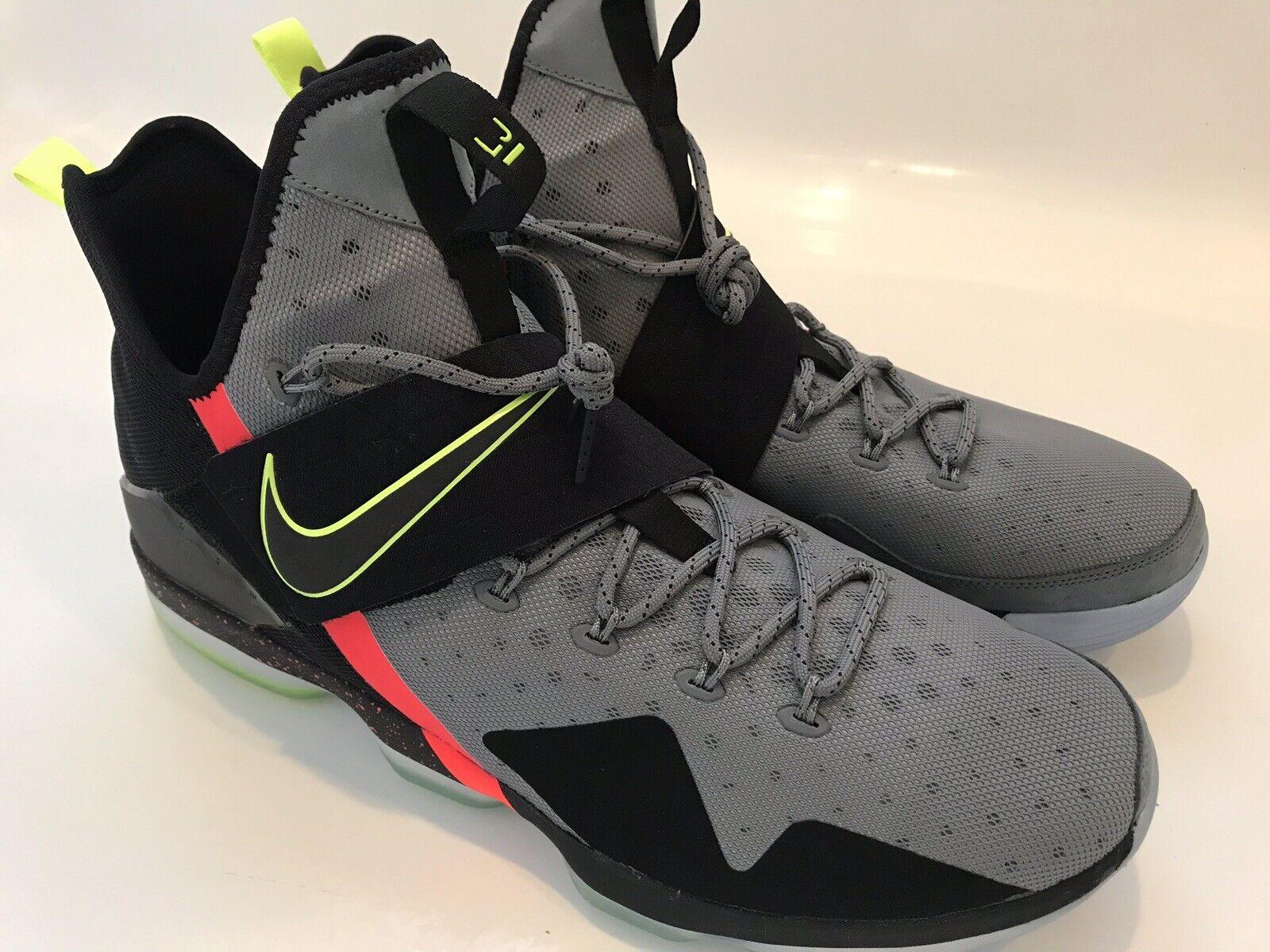 0ce27cd9e8a ... Super Rare Nike LeBron 14 Out Of Nowhere Xmas